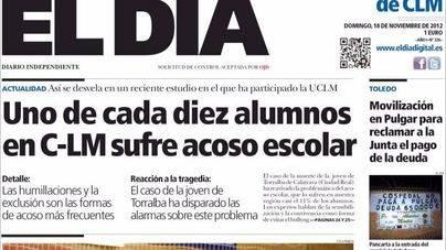 Cuenca, segunda ciudad española que se queda sin prensa local en papel