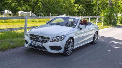 El nuevo Mercedes-Benz Cabrio, listo para este verano
