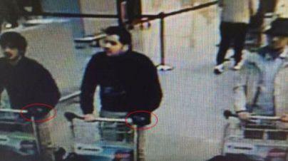 Identificados tres terroristas de los atentados de Bruselas