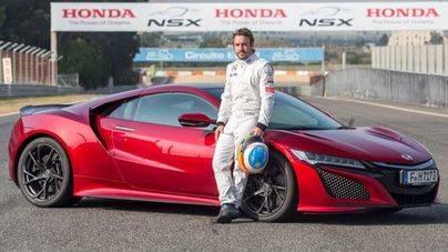 El espectacular Honda NSX ya está a la venta