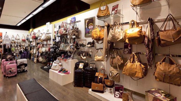 Imagen del interior de un comercio