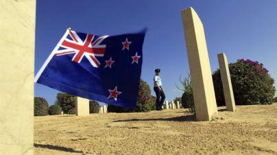 Nueva Zelanda vota en contra del cambio de su bandera
