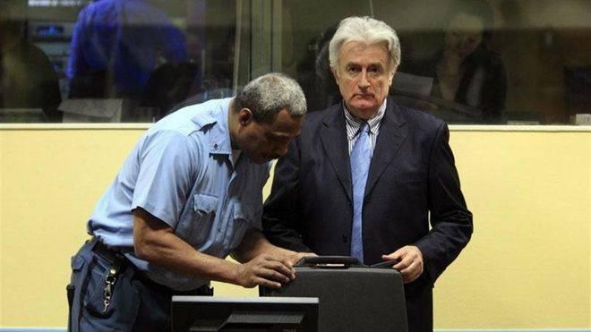 Karadzic, condenado por genocidio y crímenes contra la Humanidad