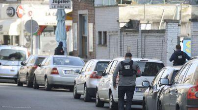 Al menos 7 detenidos en Bruselas