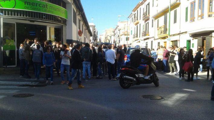El Jonquet no ve mejoras en el 'Tardeo' pese a la presencia policial