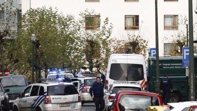 Bélgica detiene al menos a 9 sospechosos más