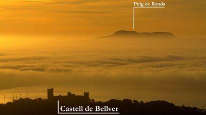 La niebla cubre Mallorca