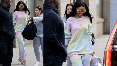 Rihanna se enfunda un chándal de 1.700 euros