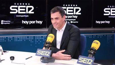 Pedro Sánchez, abierto a incorporar ministros de Podemos y de Ciudadanos