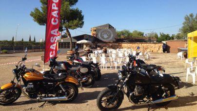 Casa Capó expone las últimas novedades de Moto Guzzi