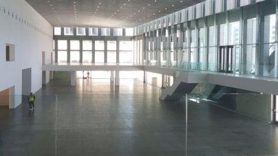 Las obras del Palau han acabado 10 años después