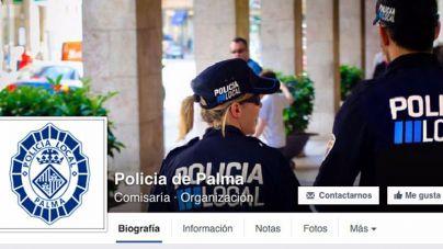 La Policía Local de Palma estrena Facebook