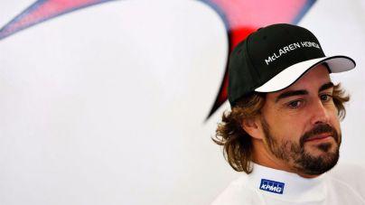 Fernando Alonso no correrá en Baréin