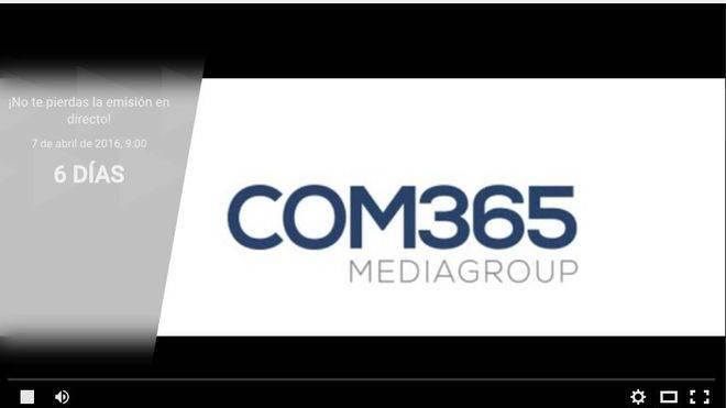 Agoranews retransmitir� en directo el II Foro Empresarial COM365