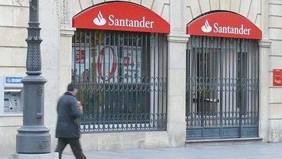 El Santander anuncia el cierre de 450 oficinas y reducción de personal