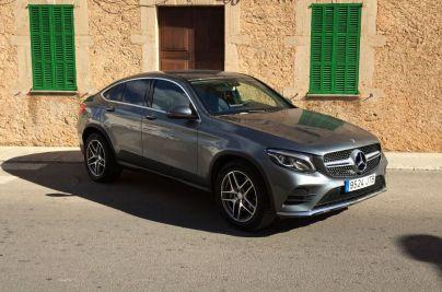 El Mercedes GLC Coupé: deportividad, calidad y dinamismo