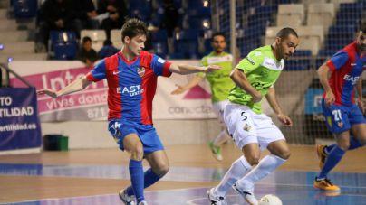 El Palma Futsal gana con remontada (3-2)