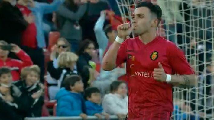 El Mallorca se gana la tranquilidad ante el líder (3-0)