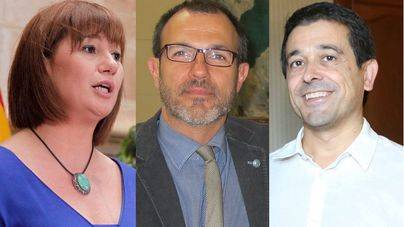 Armengol, Barceló y Martí intentan cerrar hoy el nombre del conseller