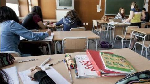 La convocatoria para entrar en las bolsas de interinos docentes se abrirá el 13 de abril