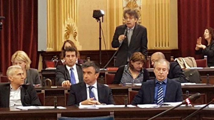 Ciudadanos pide eliminar la Conselleria de Transparencia