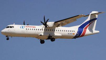 Air Europa apuesta por las conexiones entre las islas