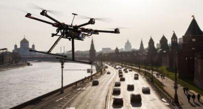 La DGT prepara drones y avionetas especiales para regular y controlar el tráfico