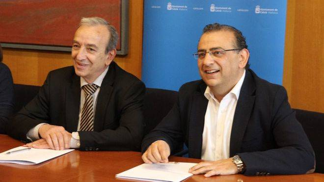 Calvi� y Endesa garantizan el suministro el�ctrico a familias vulnerables