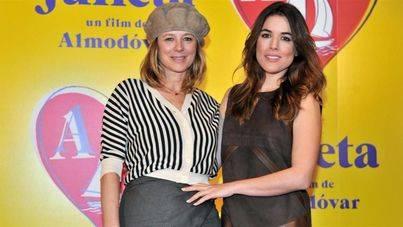 Ugarte y Suárez se abroncan en plena promoción de 'Julieta'