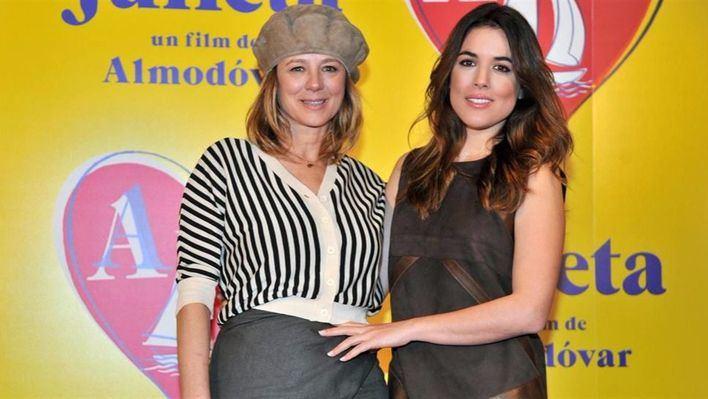 Emma Suárez y Adriana Ugarte