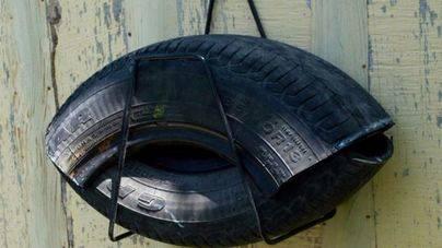 Neumáticos perfumados contra el Zika
