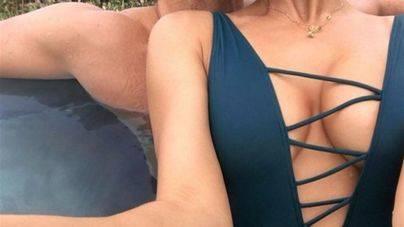 Irina Shayk publica su primera foto con Bradley Cooper