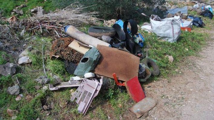 EL Govern restaura el antiguo vertedero de Ses Doblegades en Mondragó