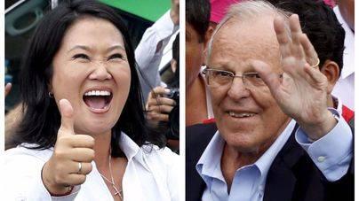 Fujimori se impone en Perú, con Kuczynski en segundo lugar