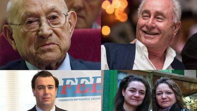 José Rosselló, Neus y Concepció Aguiló, Antonio Fontanet o Miquel Florit será