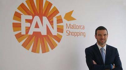David Gómez, nuevo gerente de FAN Mallorca Shopping