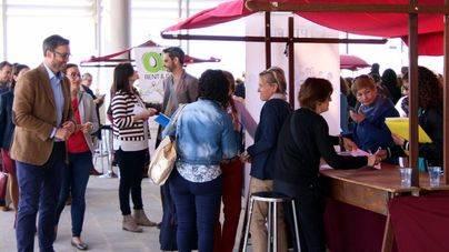 Centre Balears Europa, taller para Erasmus en la Feria del Empleo