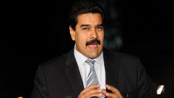 Maduro anuncia un cambio de huso horario