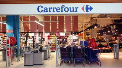 Las ventas de Carrefour se desploman un 4,3 %