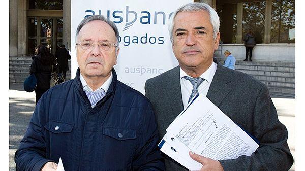 Detenidos los l�deres de Manos Limpias y Ausbanc