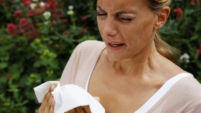 Las gafas de sol ayudan a paliar las alergias al polen