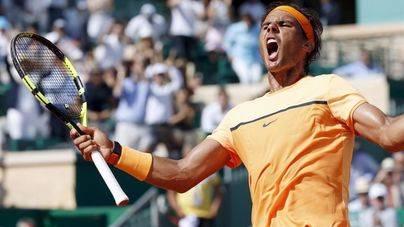Rafa Nadal sigue 5º de la ATP a pesar de su victoria en Montecarlo