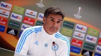 Míchel, despedido del Olympique de Marsella
