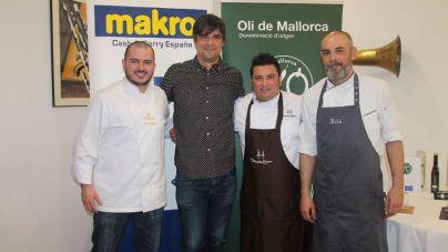 El cocinero Ricardo Rossi se proclama ganador de Oleotapa 2016