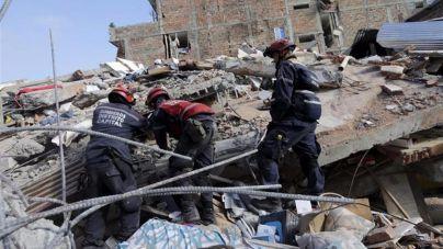 Primera víctima española en el terremoto de Ecuador