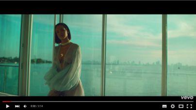 Rihanna se desnuda en su nuevo videoclip