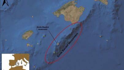 Oceana explica en el mapa la zona de ampliación