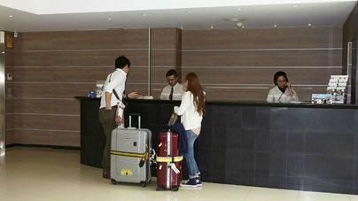 Las pernoctaciones hoteleras aumentan un 35,2% en Balears