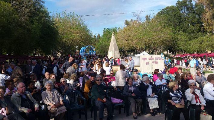 Santa Catalina y es Jonquet se apunta a la convivencia intercultural