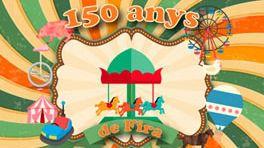 La 'Fira de Santa Maria' celebra los 150 años por todo lo alto